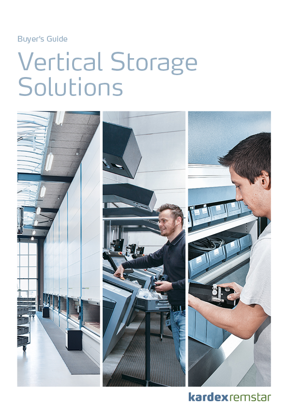Cover Image Vertical Storage Buyer's Guide