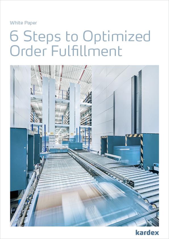 Preview White Paper E-Commerce Order Fulfillment