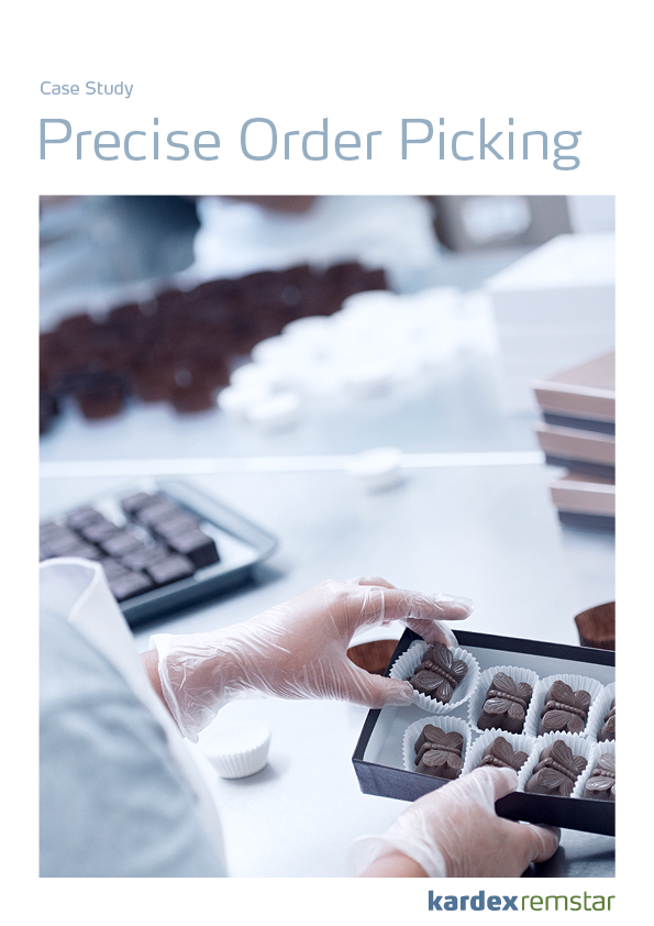 Cover Case Study Chocolate World