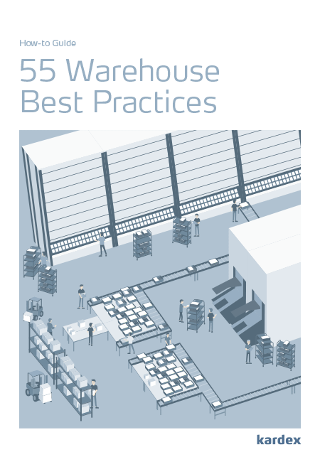 How-to Guide 55 Warehouse Best Practices Preview
