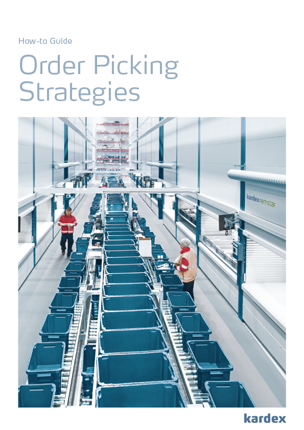 Order Picking Strategies How to Guide Preview