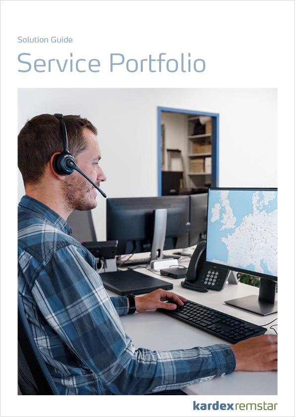 Preview Product Guide Service Portfolio