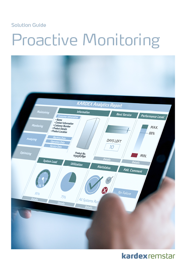 Preview Product Guide Proactive Monitoring