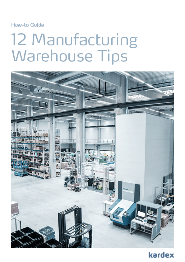 Manufacturing Warehouse Tips
