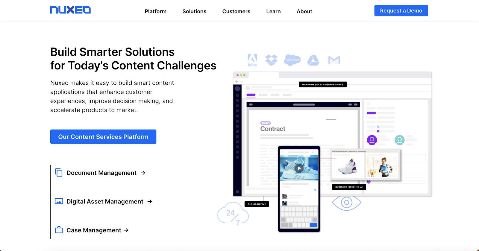 Nuxeo platform overview