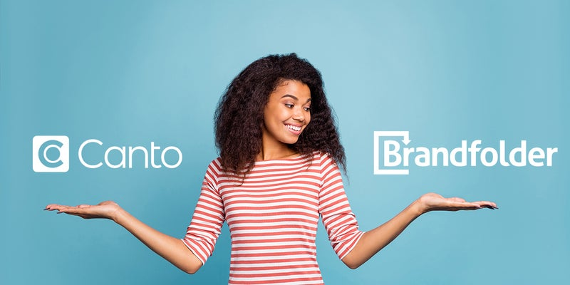 Comparing Brandfolder with Canto