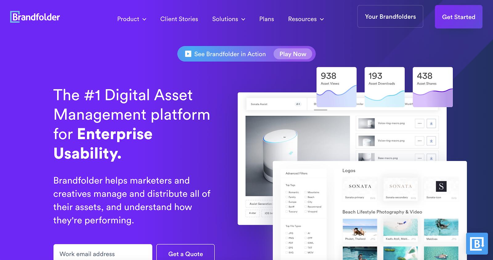 Brandfolder platform overview