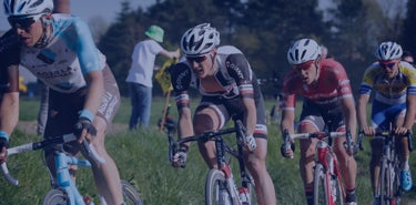 cyclists on Giant bicycles