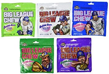 Big League chewing gum