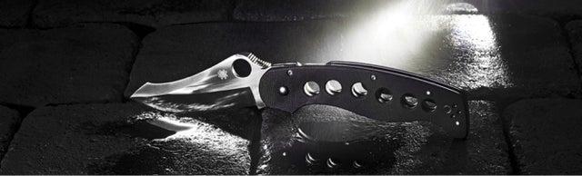 Spyderco blade