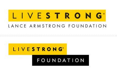Livestrong foundation emphasis