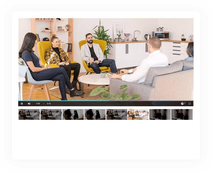 video of meeting