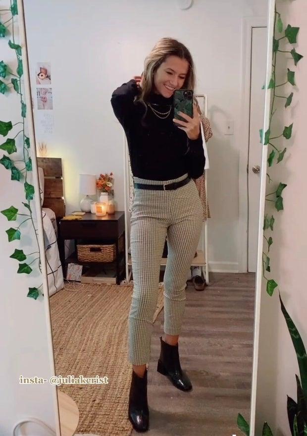 fall outfit idea 5