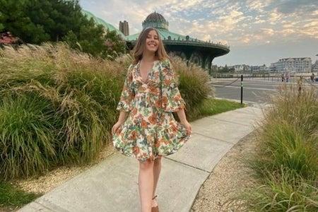 Lauren Hudson in Wardrobe hero image
