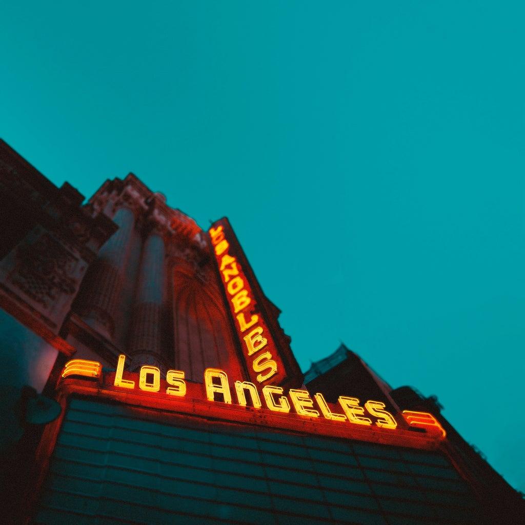 Los Angeles sign