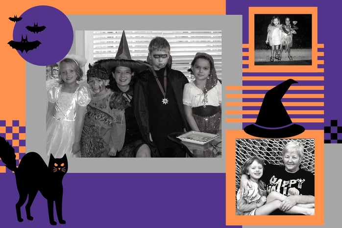Halloween Cover Collage