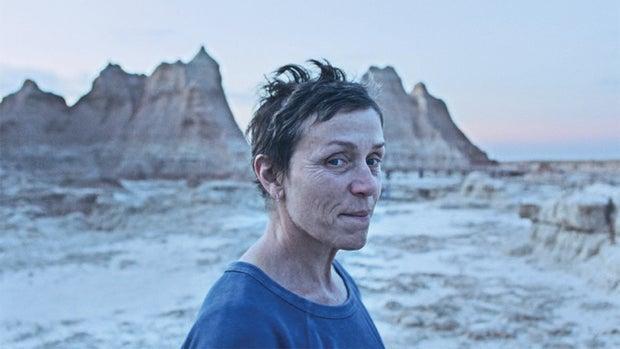 Still from the film 'Nomadland'
