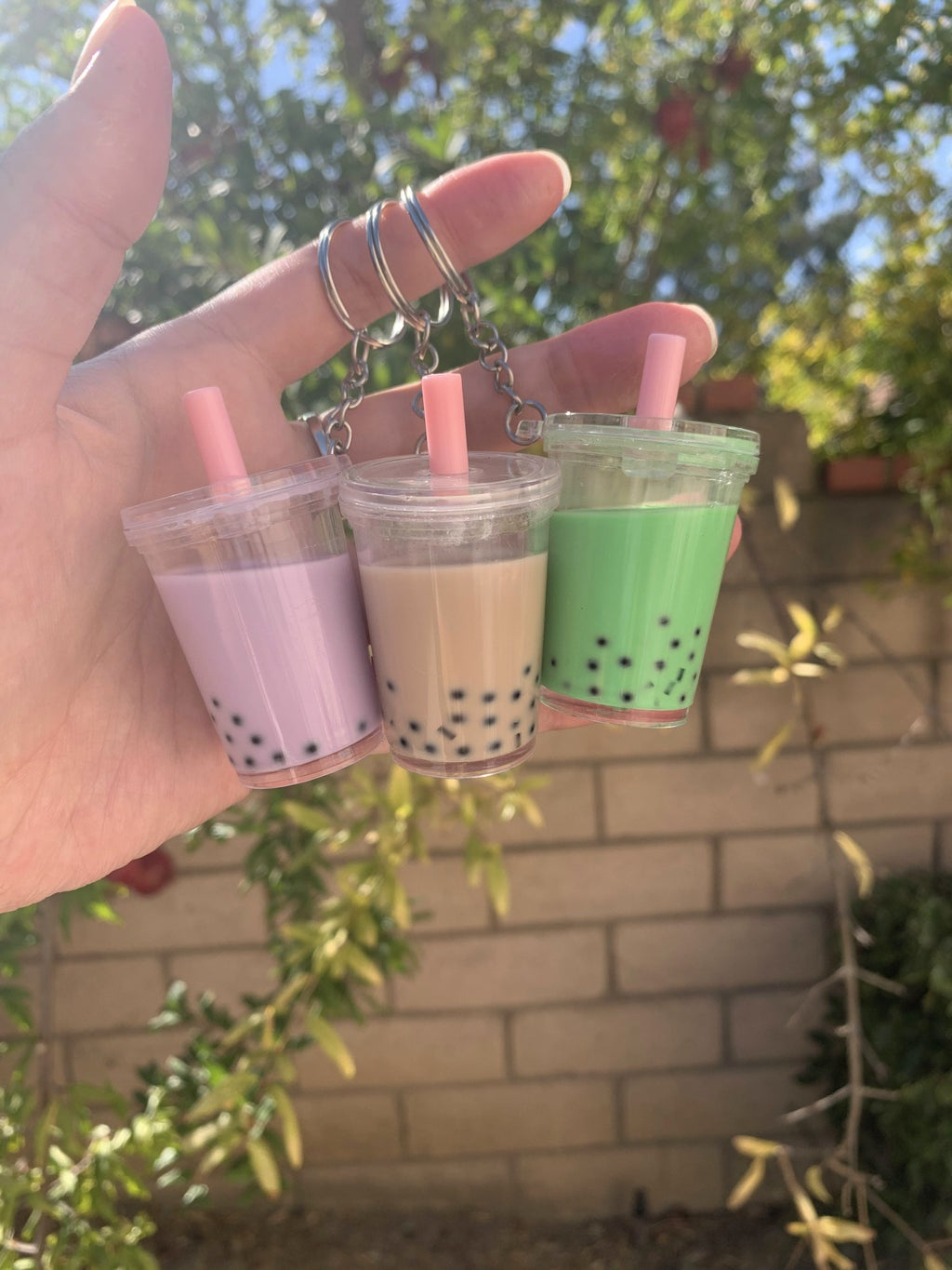 BoutiqueDeMai- BOBA Keychains