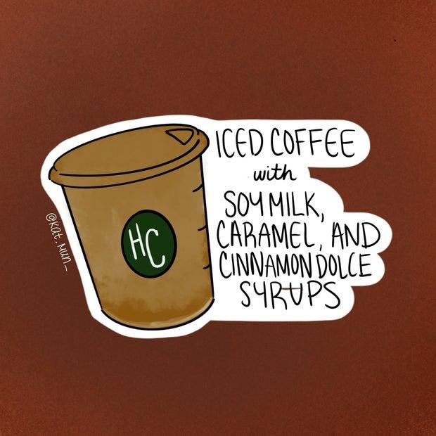 Starbucks Drink Art