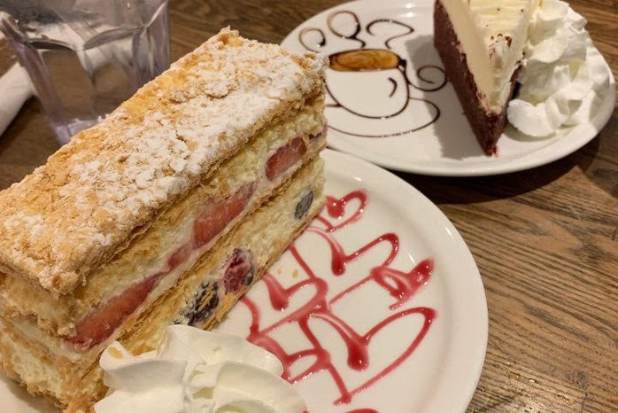 photo of cake from bakery in article
