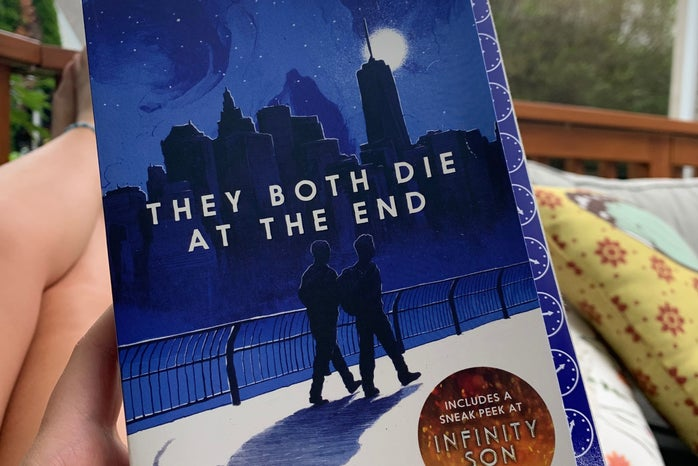 ""\""""They Both Die In The End"""" Book Cover""698|466|?|en|2|39da9f9df5ffb79a0d6b905c644a6039|False|UNLIKELY|0.35034507513046265