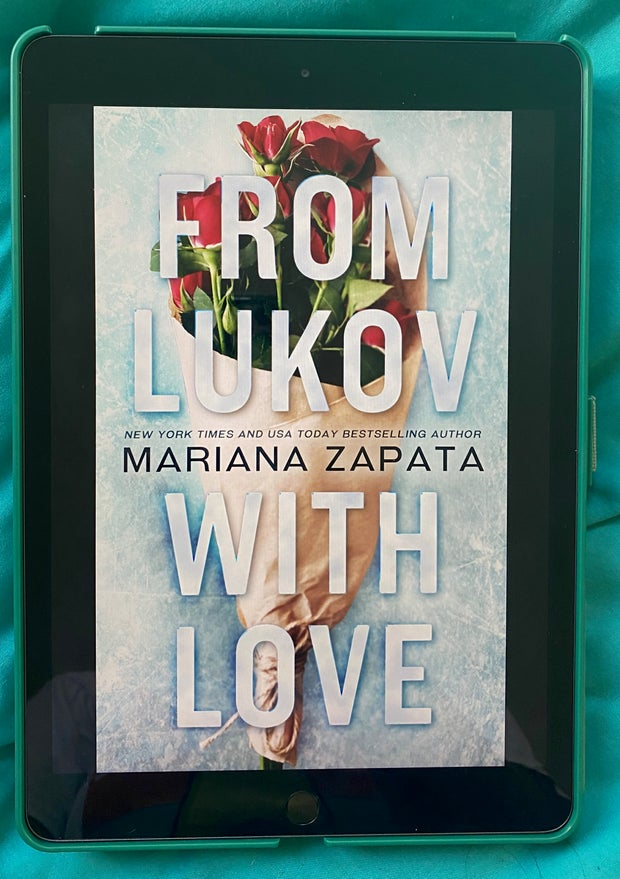 From Lukov With Love Mariana Zapata Cover
