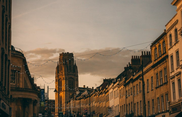 Bristol England UK Park Street Wills Memorial Bristol UK