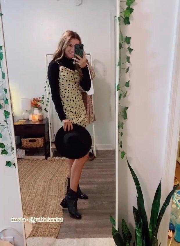 fall outfit idea 4