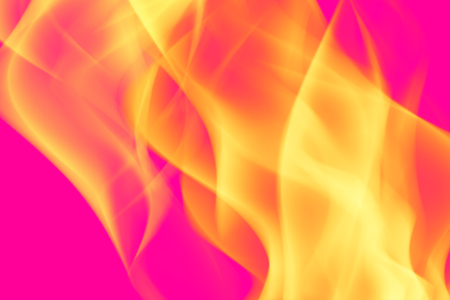 Pink fire design two