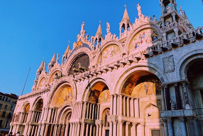 Venice, Italy Church