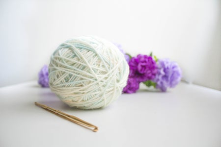 Crocheting Supplies
