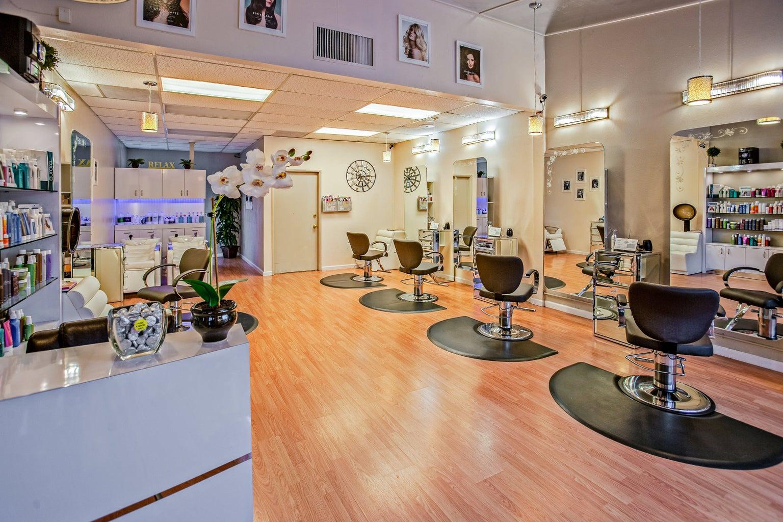 picture of salon