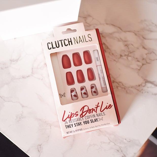 Clutch Nails- Lips Don't Lie