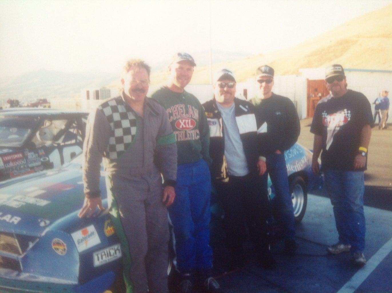 Ernie and Race Group