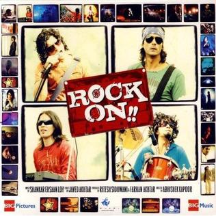 Rock On!! movie soundtrack album cover