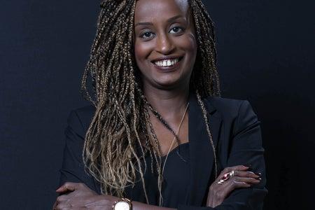 Leyla Hussein, a Somali psychotherapist, writer, specialist on female genital mutilation and gender rights
