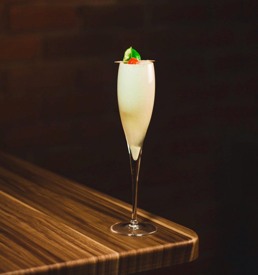 Hope and Sparkle - Holiday Cocktail Recipe