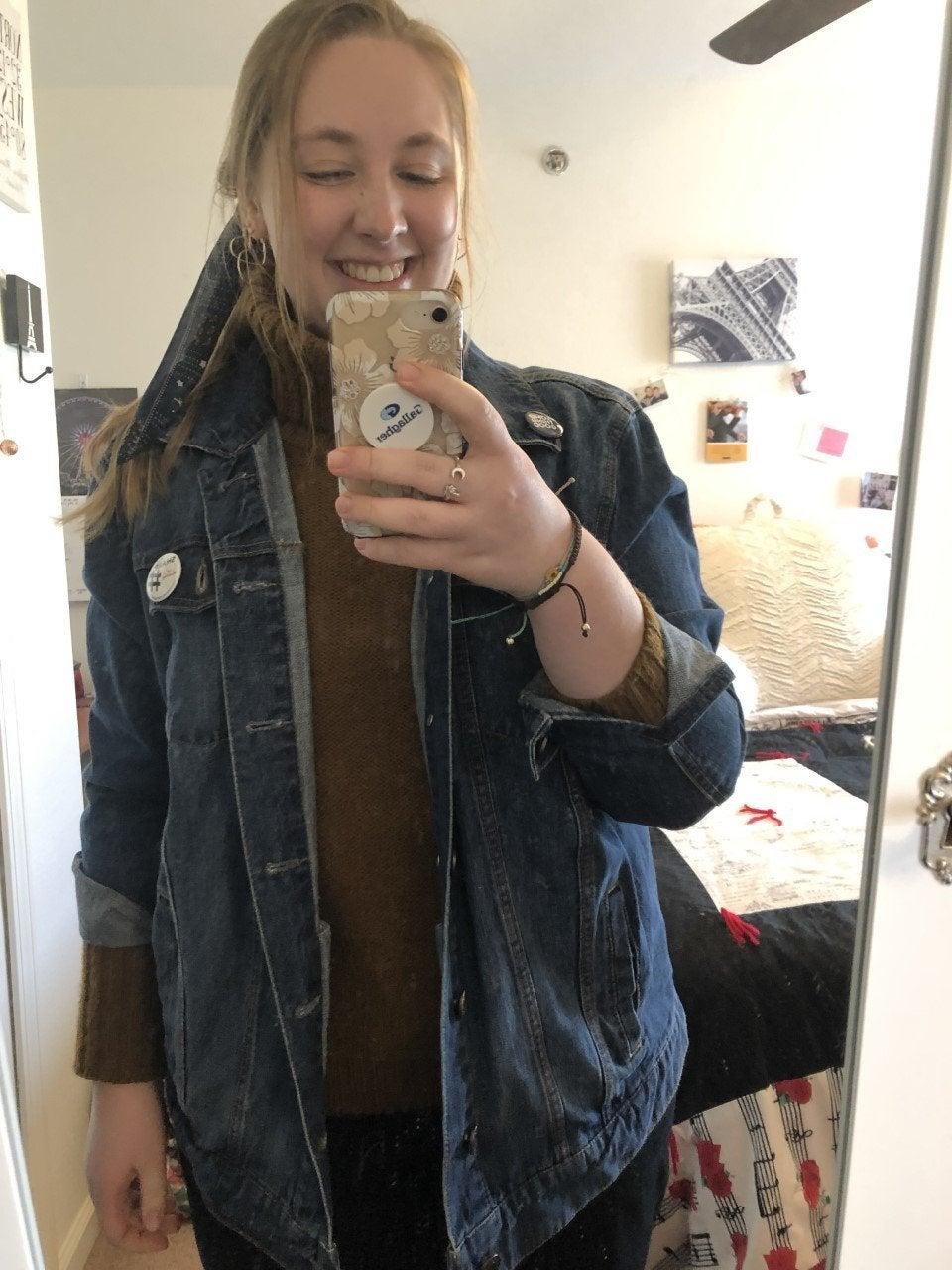 Mirror selfie 2
