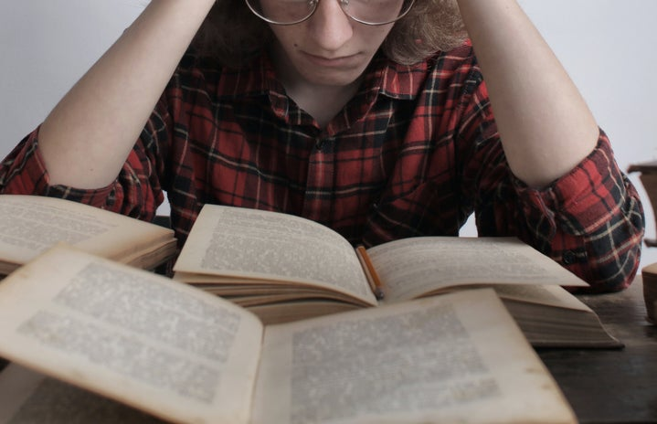 anxiety and stress reading