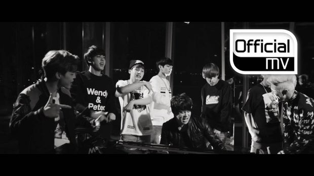 Thumbnail from BTS's music video