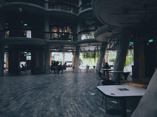 NTU hive cafe