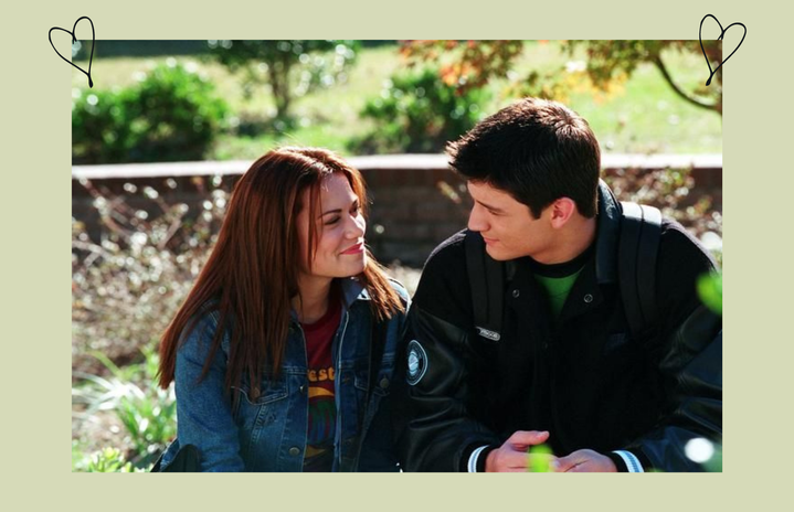 nathan and haley scott