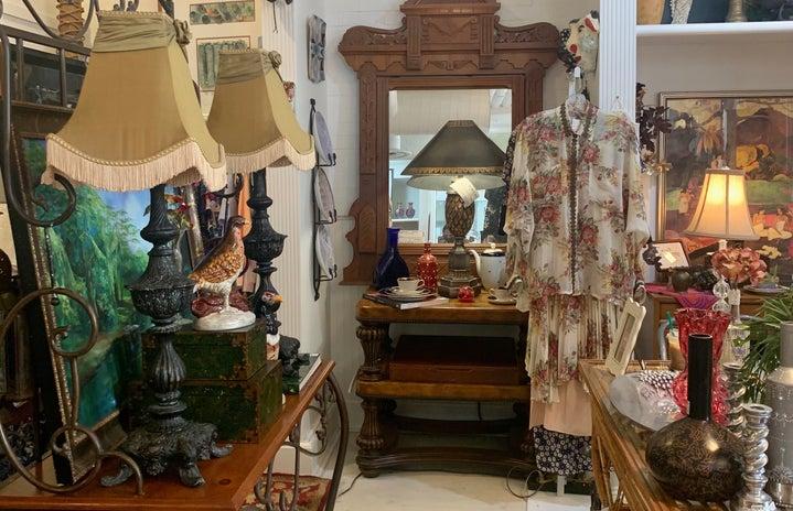 shop, vintage, miami