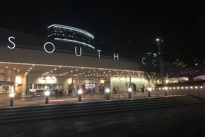 Theater at Night
