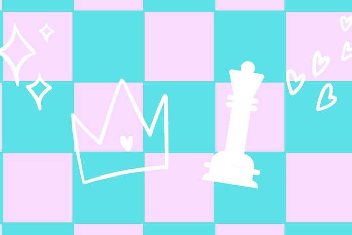Queens Gambit Graphic