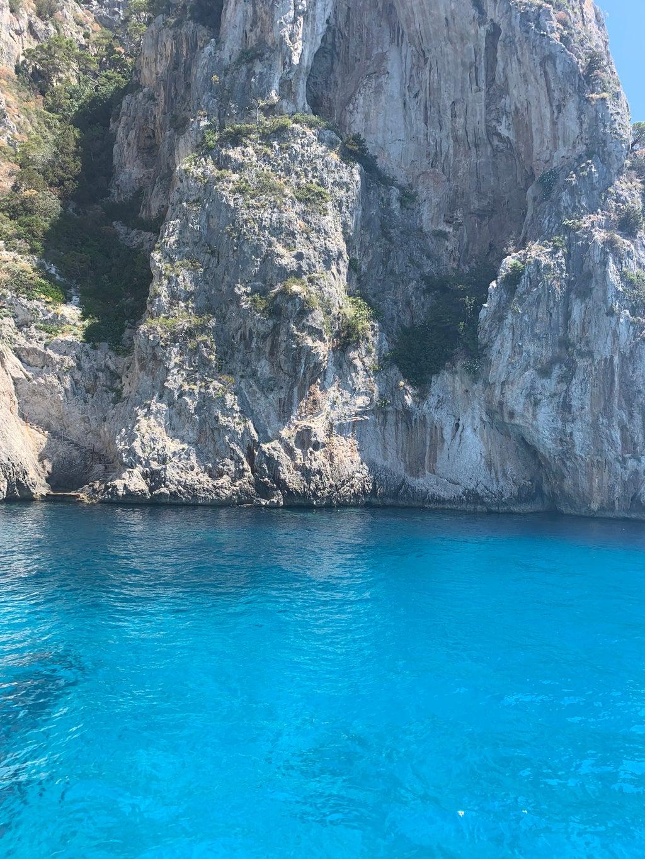 blue water capri