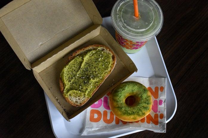 Dunkin\' Food Photo