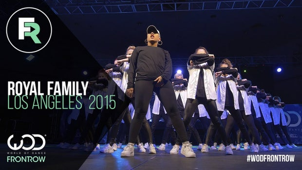 Thumbnail from Royal Family's World of Dance performance from 2015