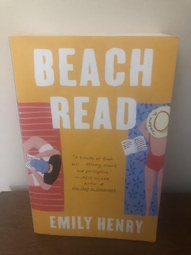 Beach Read by Emily Henry Book
