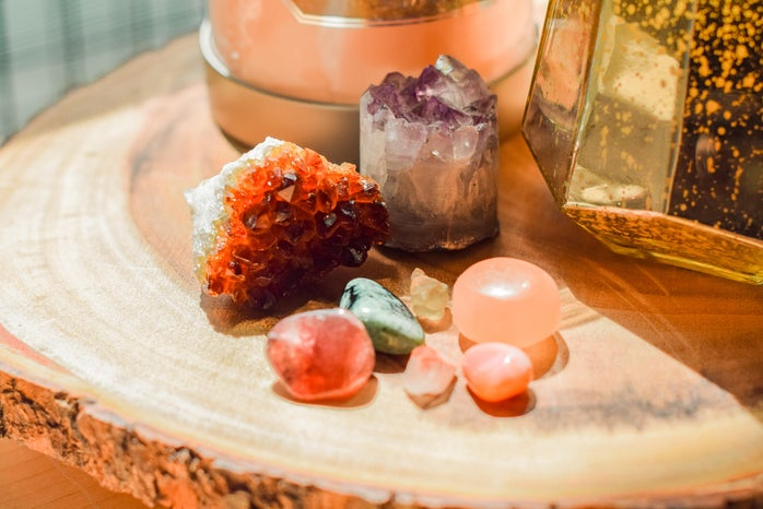 new age crystals